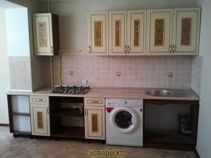 Дизайн, изготовление, монтаж кухни в Актау